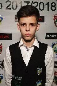 Yelenych Vladyslav